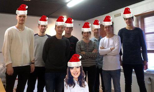 Juleaftensdag hos Somera